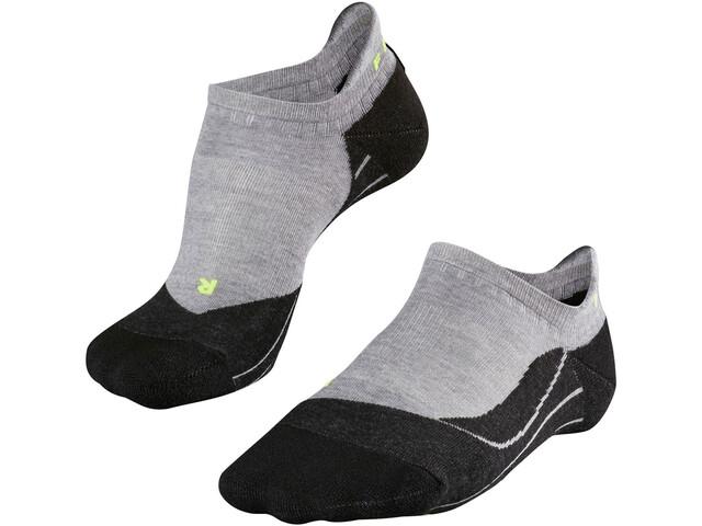 Falke TK5 Invisible Trekking Socks Herren light grey